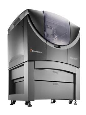 Stratasys Objet Eden 260VS Rapid Prototyping 3D Printer