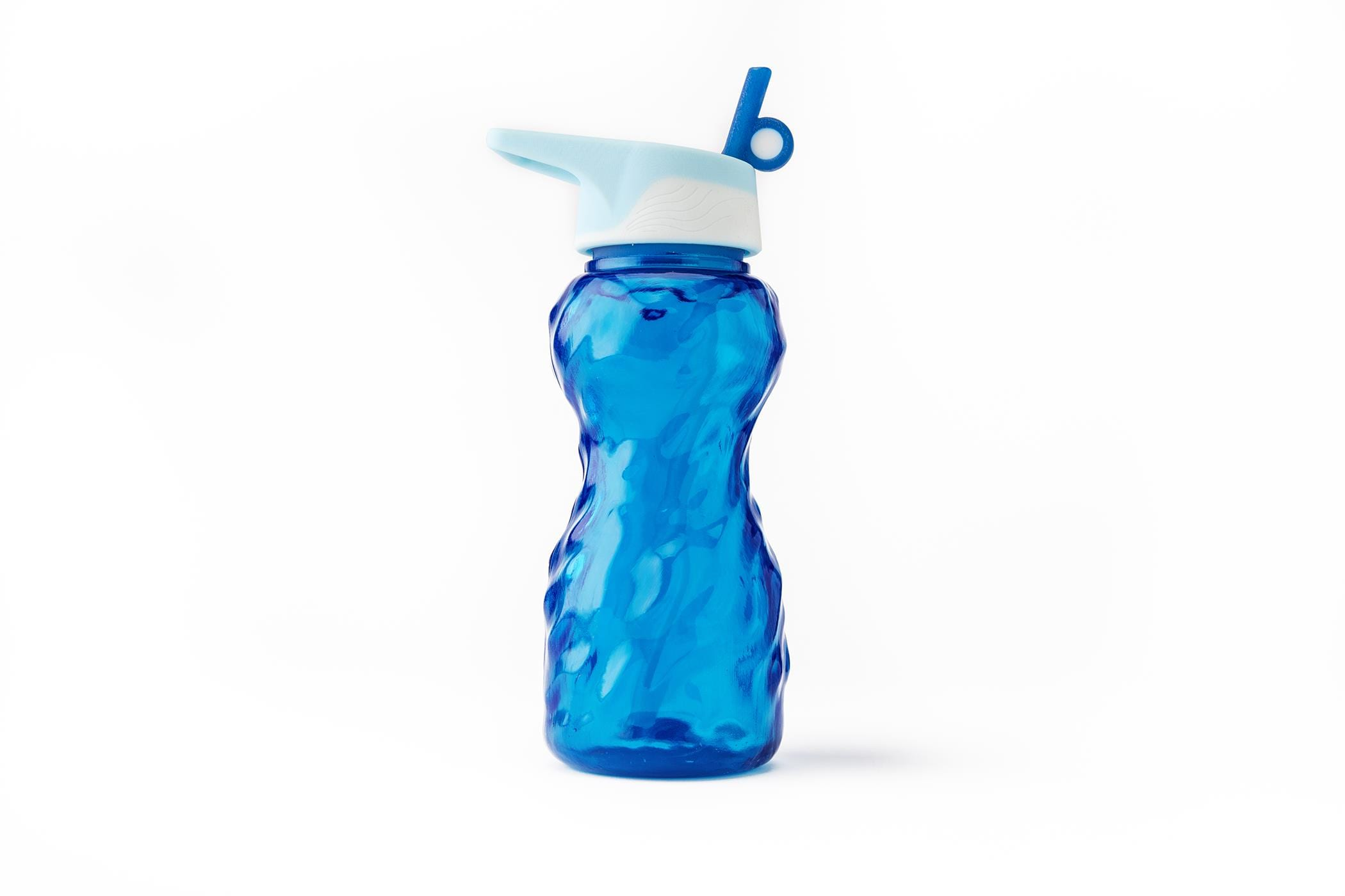 VeroCyan Waterbottle Full Color 3d Printing Stratasys