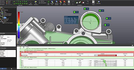 Transfer 3D Scan to CAD file