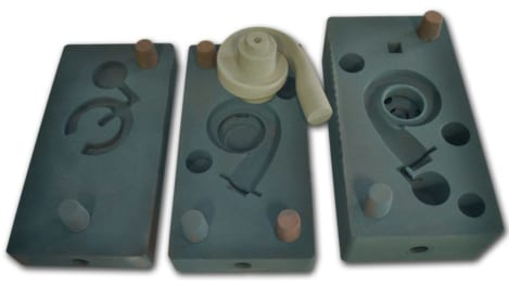 Sand Casting 3D Printed Molds