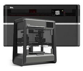Desktop Metal Studio and Production Metal 3D Printers