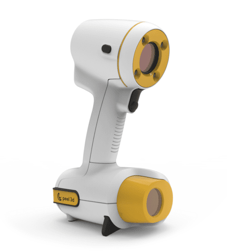 Peel 3D Portable Whitelight Scanner