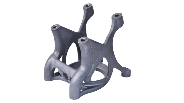 Nickel Alloy IN625 Metal 3D Printing