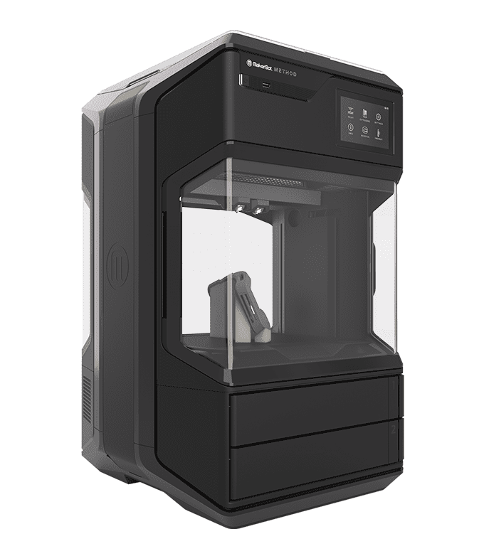 MakerBot Method performance desktop 3D printer canada hero 2