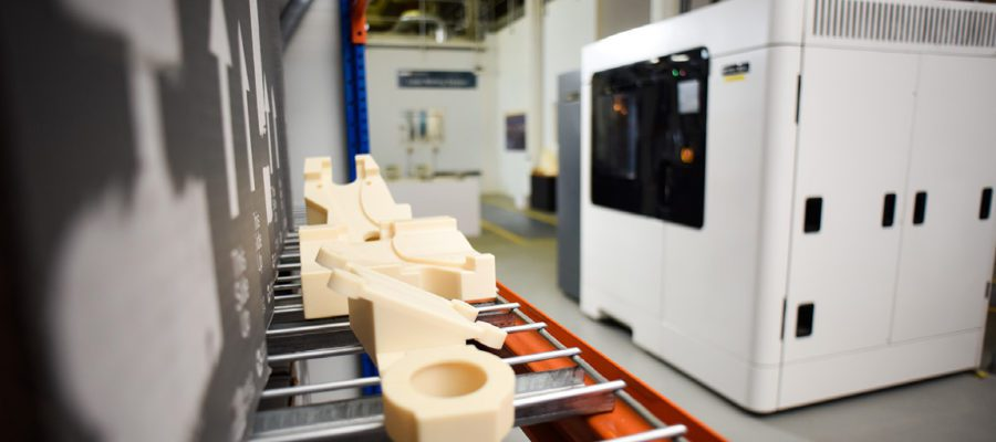 GKN Aerospace - FDM 3d printed tools