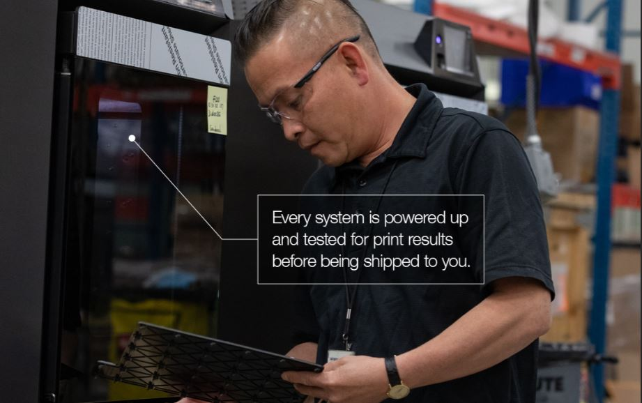 Stratasys F120 3D Printer Features Accuracy