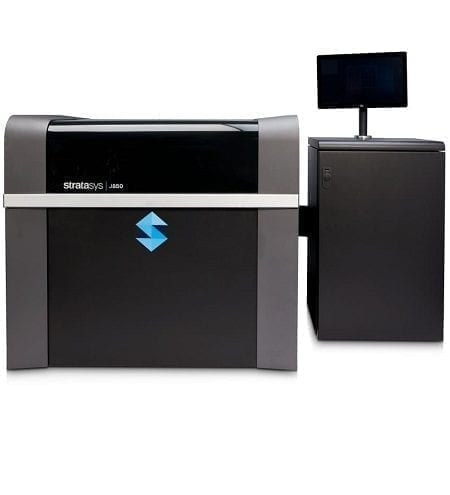 Stratasys J850 J835 3D Printer for Rapid Prototyping featured