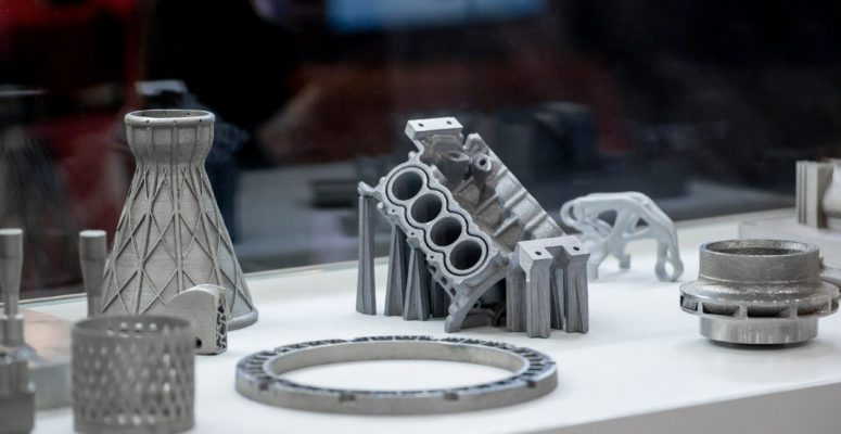 additive manufacturing parts