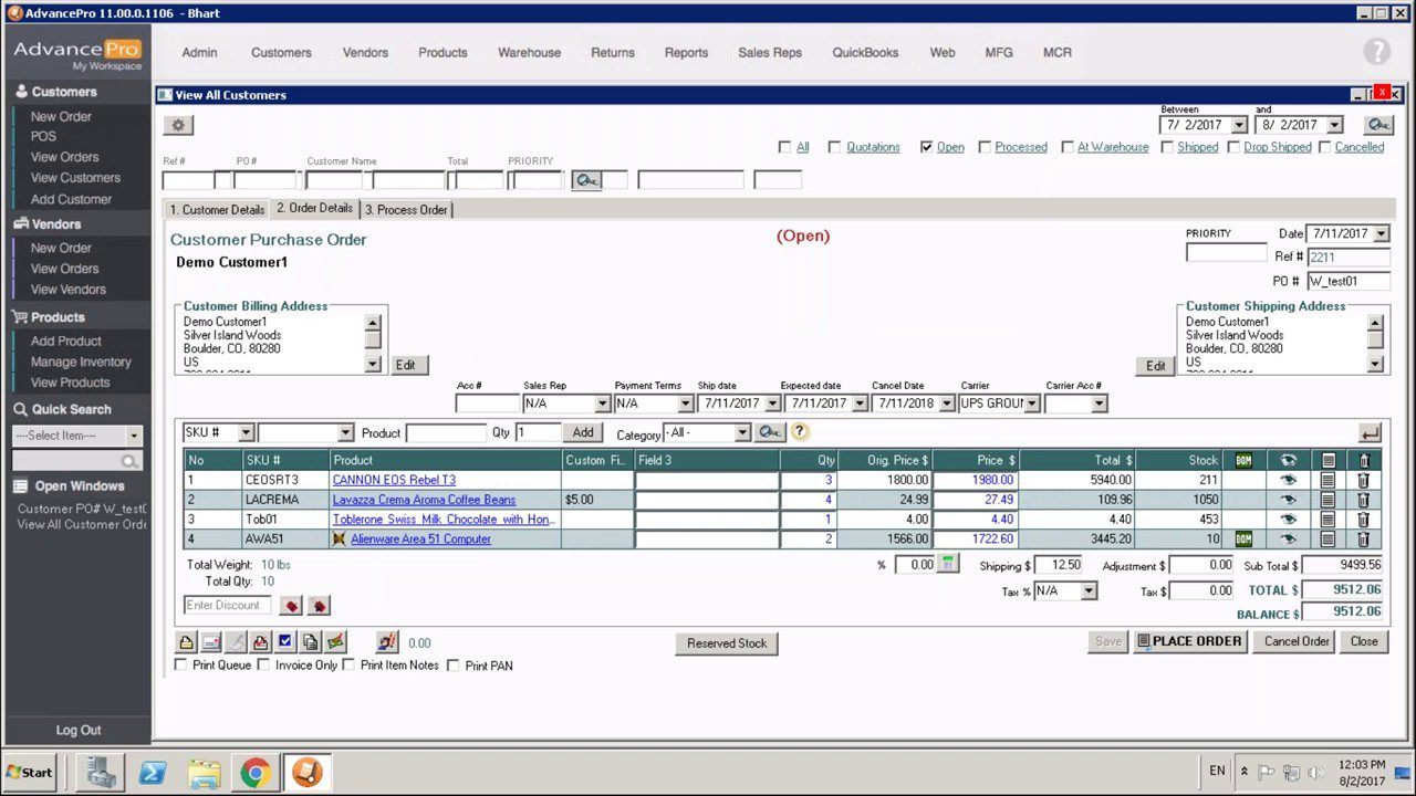 Email Templates and Selectors in AdvancePro 11.6